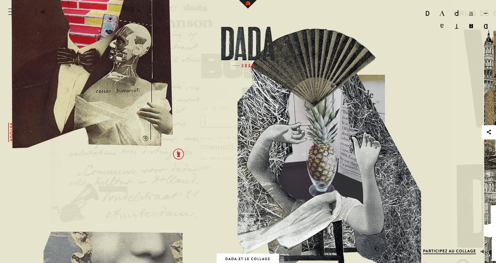 illustration 4 Dada | agence West