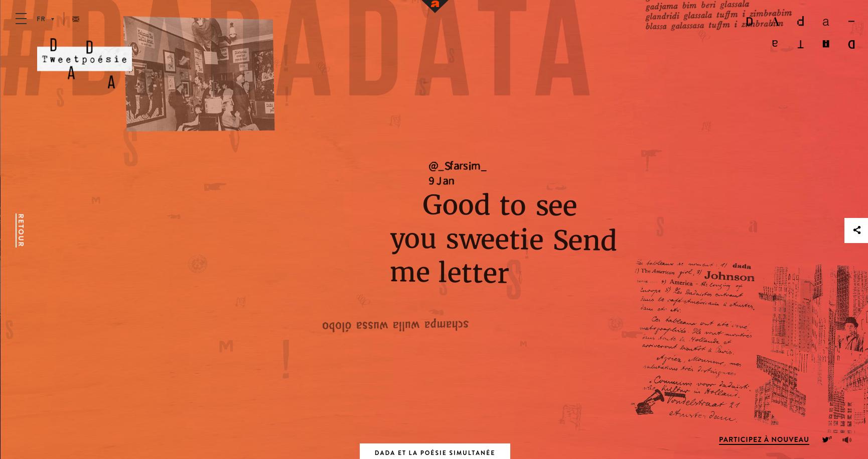 illustration 5 Dada | agence West