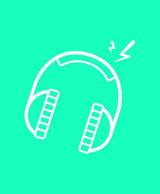 icone headphone portrait Sylvain