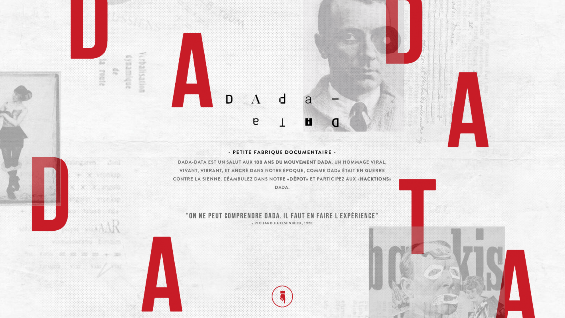 cover article Dada | agence West