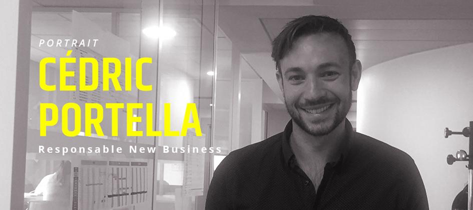 Cover portrait Cédric Portella