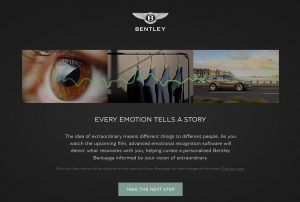 illustration article live retail 3 : bentley inspirator | agence West