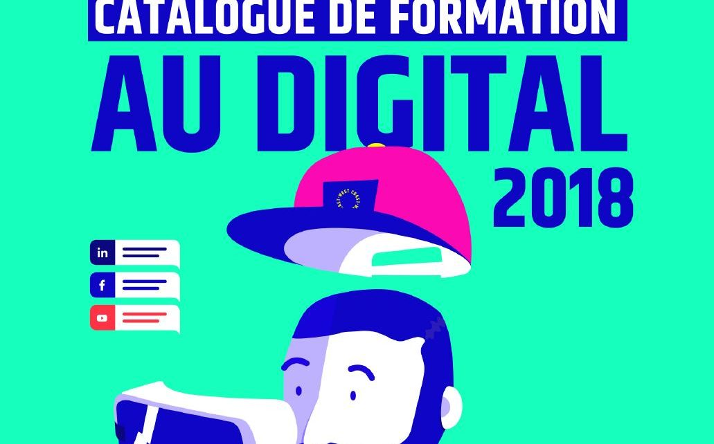 Formation digital 2018