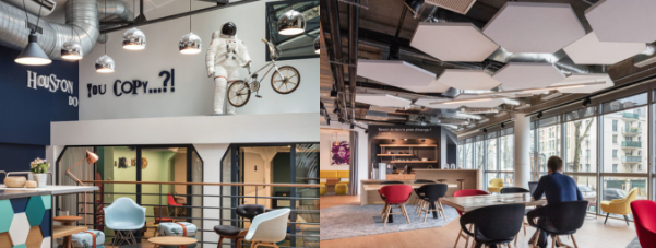 Bureau conçus par Artdesk | West