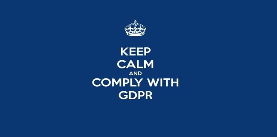 Conformite GDPR